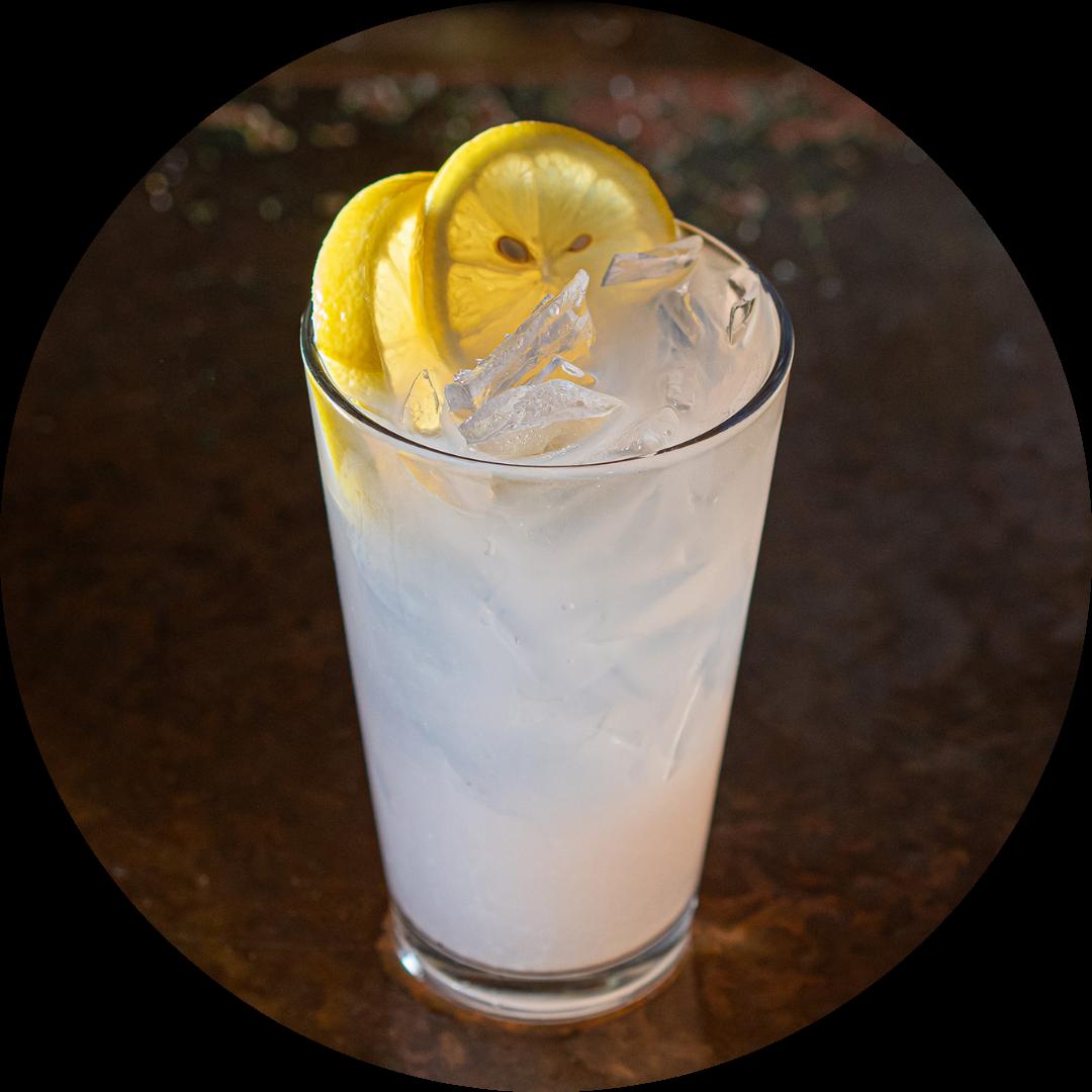 Signature Spiked Raspberry Lemonade